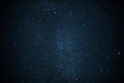 Star, Milky Way, Sky, Night Sky, Starry Sky, Night