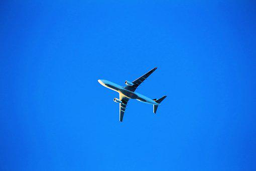 Fly, Airplane, Aircraft, Sky, Jet, Travel, Airliner