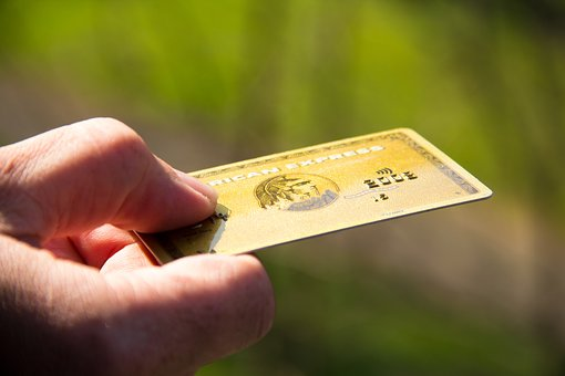 Credit Card, American Express, Credit, Cards