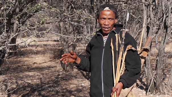 Botswana, Bushman, Indigenous Culture