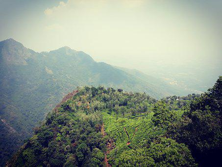 Nature, Mountain, Landscape, Sky, Forest, Hiking