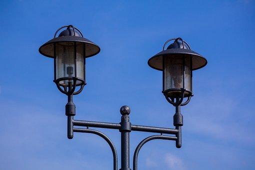 Street Lamp, Lamp, Lantern, Lighting, Light