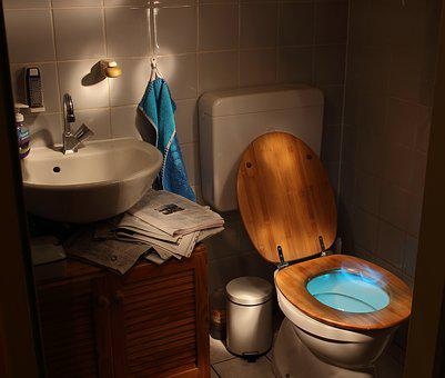 Loo, Wc, Toilet, Sanitaryblock, Toilet Cabin, Hygienic