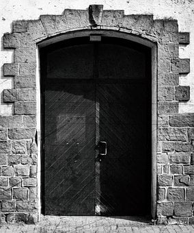Door, Goal, Old House, Old, Old Fashioned, Old Door