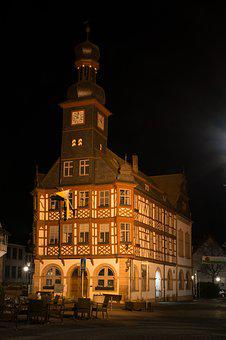 Lorsch, Hesse, Germany, Old Town Hall, Old Town
