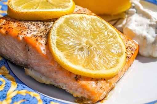 Salmon, Food, Eat, Fish, Nutrition, Delicious, Meal