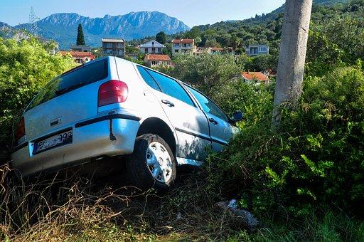 Accident, Auto, Broken, Damage, Vehicle, Total Damage