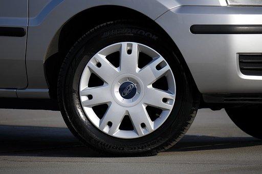 Tyre, Wheel, Tire, Vehicle, Car, Auto, Black