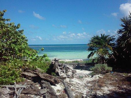 Beach, Sea, Ocean, Water, Travel, Summer, Vacation, Sky