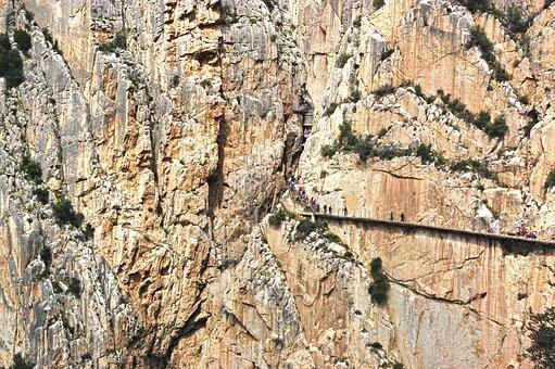 Caminito Del Rey, Tourism, Malaga, Excursion