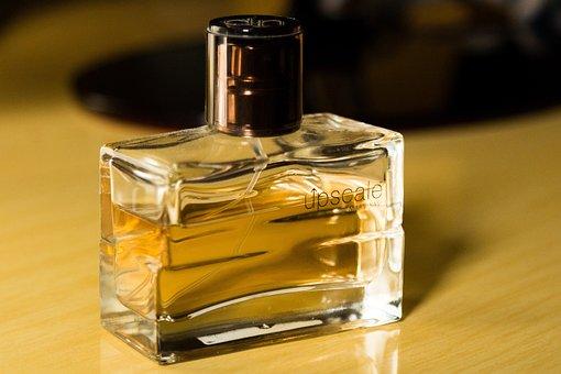 Perfume, Cosmetics, Glass, Smelling
