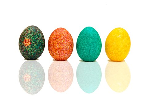 Easter, Egg, Colorful Eggs, Easter Greeting