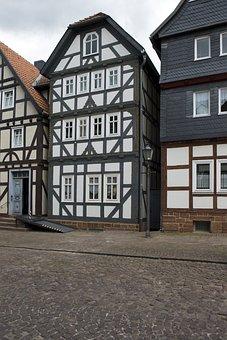 Frankenberg, Hessen, Germany, Architecture