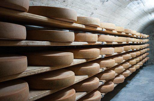Cheese, Keller, Mountain Cheese