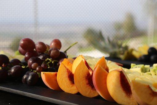 Fruit, Plate, Food, Healthy, Fresh, Diet, Organic