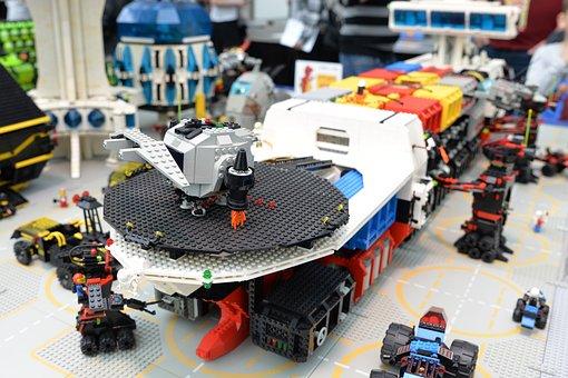 Lego, Toys, Comic-con, Play, Construction