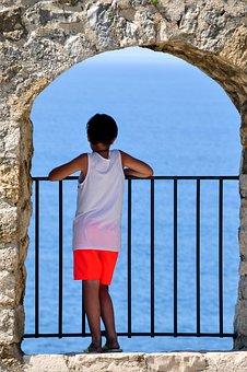 Sea, Outlook, Coast, Wide, Holiday, Blue, Croatia