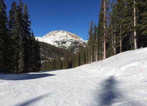 Ski, Mountains, Winter, Snow, Sport, Resort, Vacation