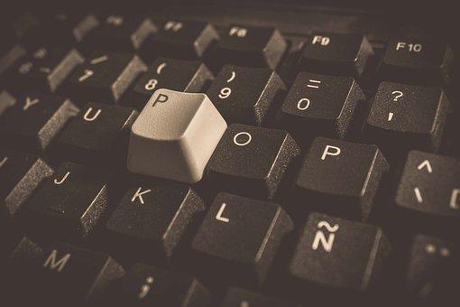 Keyboard, Keys, Computing, Key, Technology, Computer