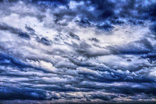 Dramatic, Clouds, Drama, Sky, Mood, Dramatic Sky