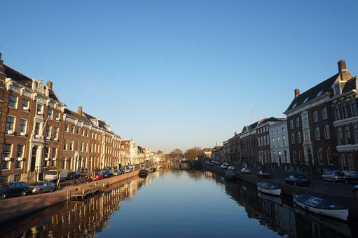 Holland, Netherlands, Amsterdam, Canal, Boat, River