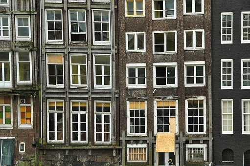 Windows, Amsterdam, Netherland