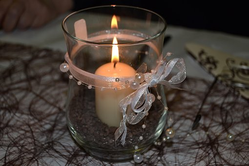 Candle, Light, Church, Candlelight, Advent, Christmas