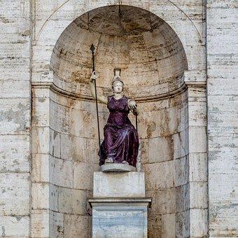 Europe, Italy, Rome, Campidoglio, Architecture, Culture