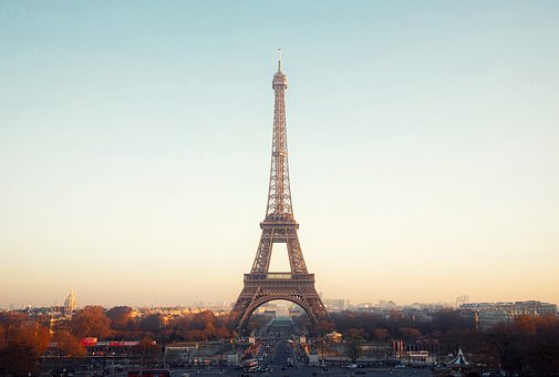 Paris, France, Eiffel Tower, Landmark, Historic