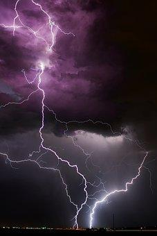 Colorado, Storm, Lightning, Weather, Thunderstorm