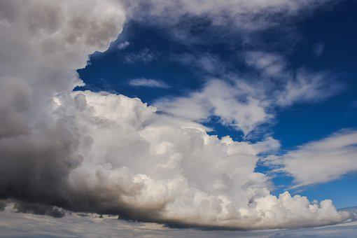 Clouds, Sky, Nature, Weather, Air, Environment