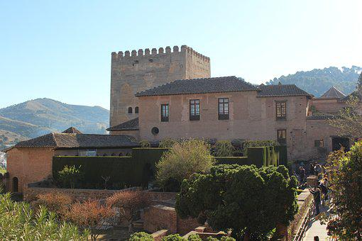 Alhambra, Worth A Visit, Historically, Architecture