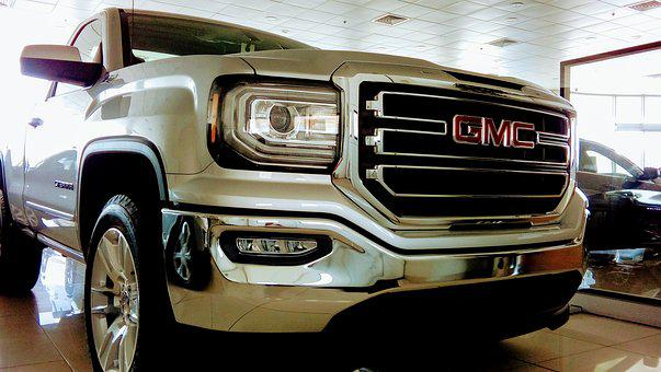 Gmc, Cars, Vehicle, Truck, Automobile