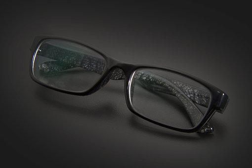 Glasses, Wipes, Merchandise, Dark Colors