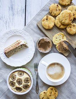 Food, Breakfast, Taste, Nutrition, Plate, Home, Baking