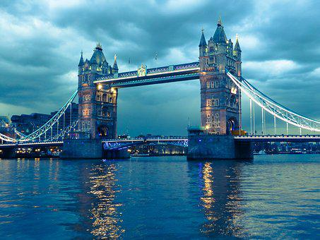 London, Tower, River Thames, Places Of Interest