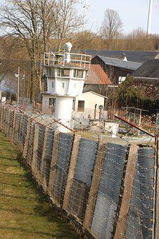 Border, Watchtower, History, Historically, Relic