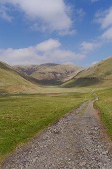 Scotland, Road, Countryside, Nature, Scottish, Travel