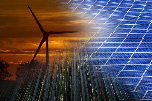 Renewable, Energy, Renewables, Solar, Photovoltaic