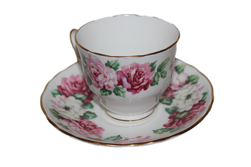 Teacup, Tea, Cup, Drink, Hot, Freshness, China, Dishes