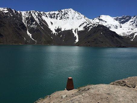 Chile, Mountain, Outdoors, Park, Lake