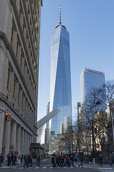 New York, World Trade Center, Skyscraper, Manhattan