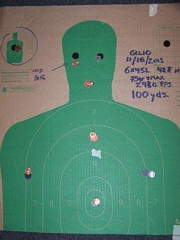 Target, Aim, Wildcat, Caliber, Ar, Ar15, 6x45