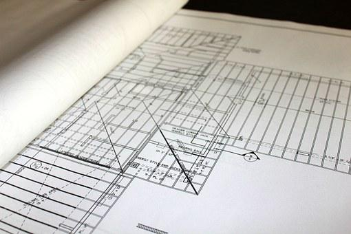 Blueprints, House Plans, Architecture, Construction