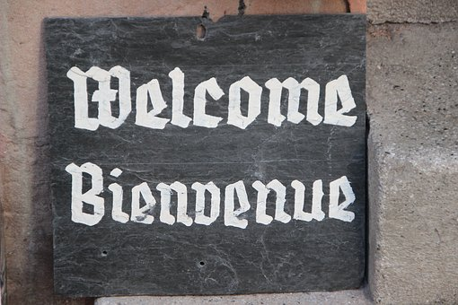 Board, Welcome, Greeting, Integration, Note, Tourism