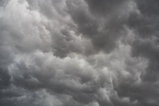 Air, Sky, Cloud, Background, Clouds, High