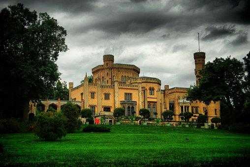 Castle, Potsdam, Brandenburg, Architecture