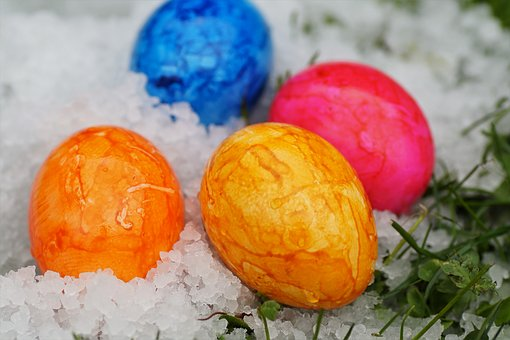 Easter, The Tradition Of, Spring, Easter Time, Eggs