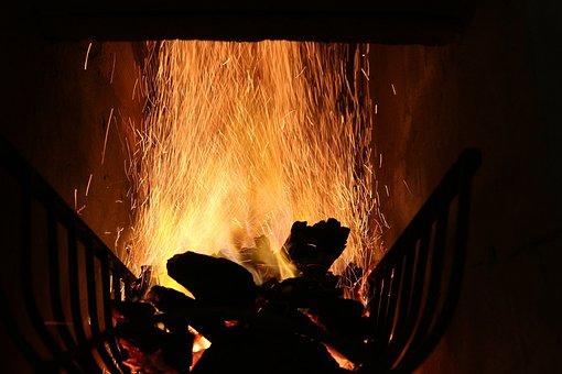 Fire, Lena, Heat, Flames, Bonfire, Embers