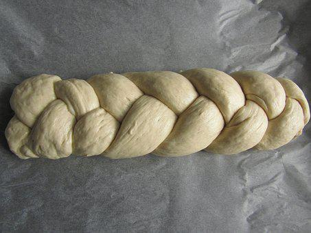 Homemade Bread, White Bread, Braided Bread